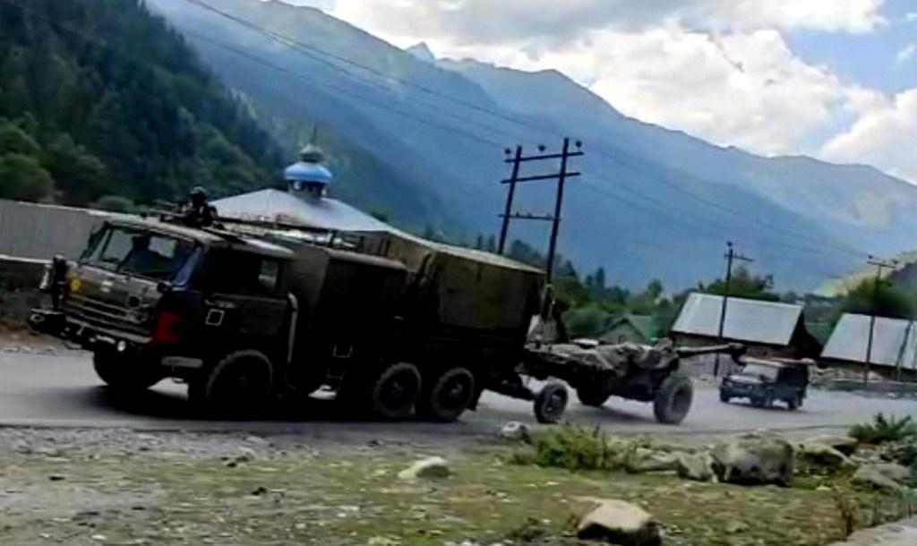 India accuses China of disregarding border agreements