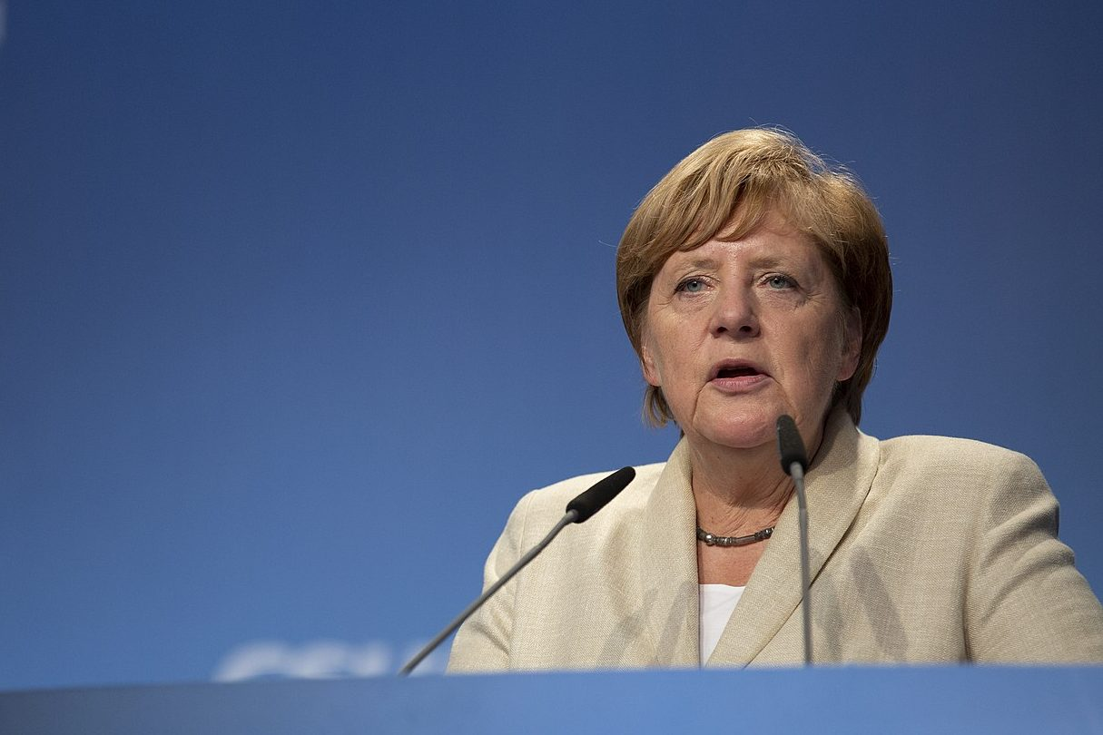 Germanys Angela Merkel Says Political Will Exists to Wrap Up EU China Investment Deal