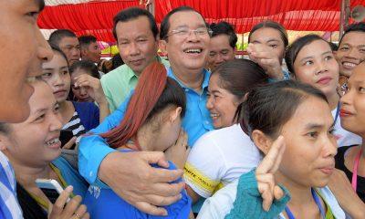 Hun Sen's labor sop will cost Cambodian industry