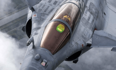France's air force is shooting for the stars