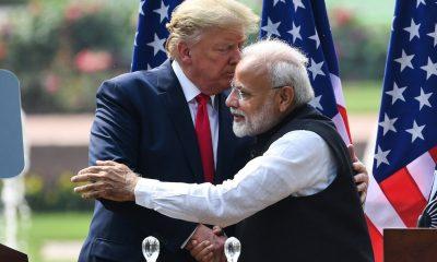 India swings like a pendulum between China and US
