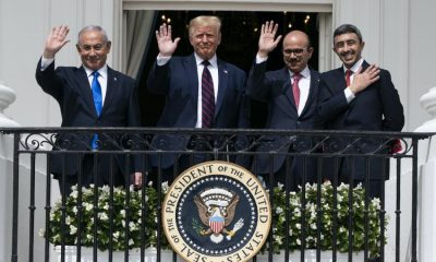 UAE and Bahrain Forge Ties With Israel at White House