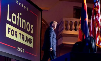 Why Donald Trump is Trying to Reach Latino Voters