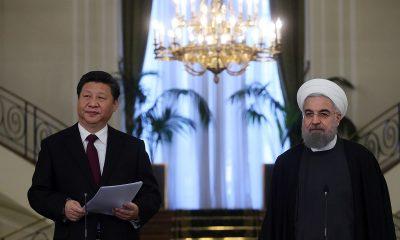 European disarray pushes Iran, Turkey into China camp
