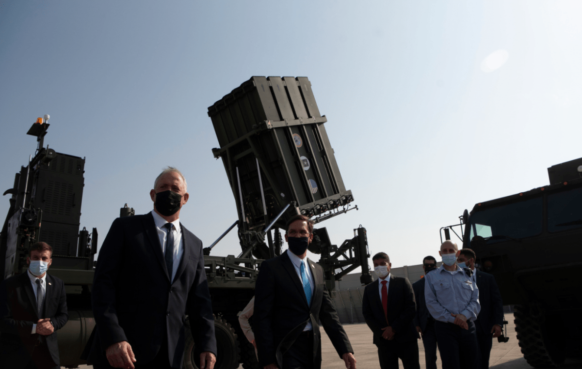 US tactical missile defenses remain a mess