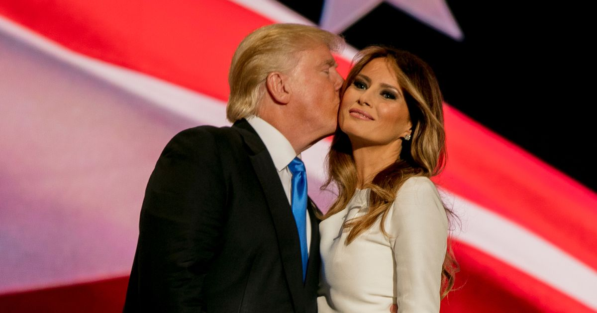 Melania and Donald Trump 'living separate lives and have done for many years'
