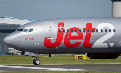 Jet2 raises £422m from investors after extending flight cancellations