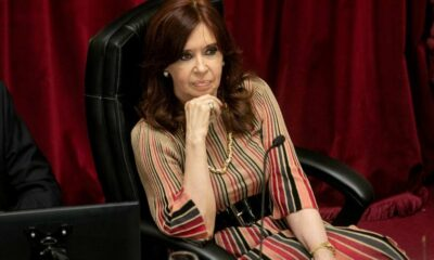 Argentina's powerful vice-president pushes for delay to IMF debt deal