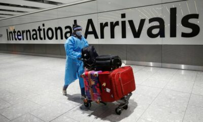 Vaccinations mean vacations, at least for some
