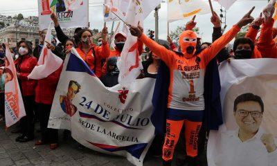 Ecuador to pick new president amid deepening economic crisis