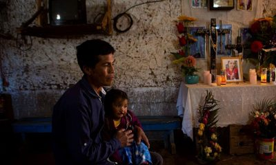Dozen state police charged in the massacre of 19 in Mexico