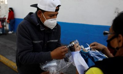 Russia's coronavirus vaccine approved for use in Mexico