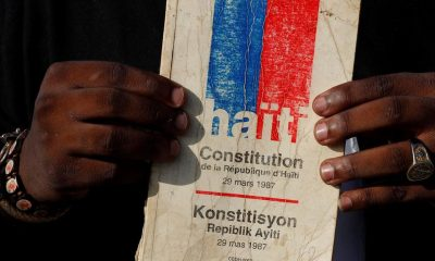Haiti opens debate on proposed constitutional changes