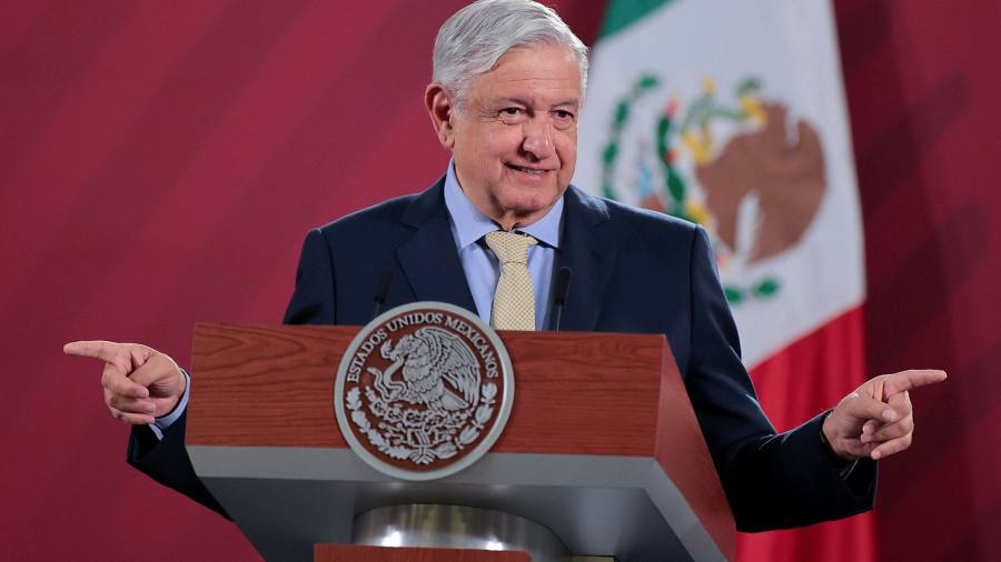 Mexico's Covid-sceptic president tests positive