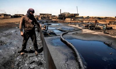 American entrepreneurs wade into murky Syrian oil business