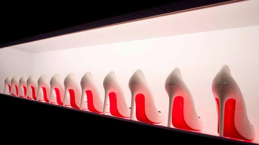 Christian Louboutin put power in women's soles
